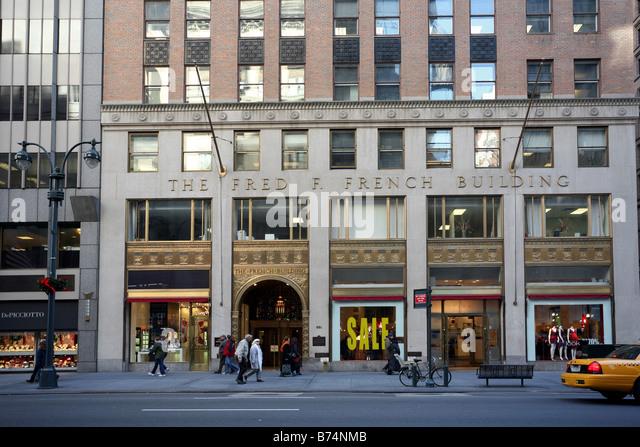5th Avenue Shops Stock Photos & 5th Avenue Shops Stock Images - Alamy