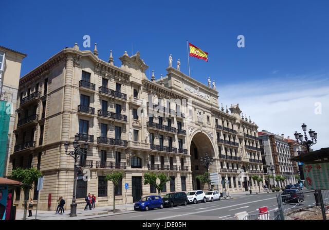 Banco Santander Stock Photos Banco Santander Stock Images Alamy