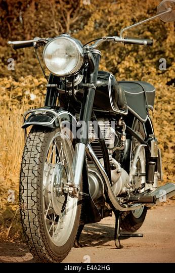 bmw oldtimer motorbike stock photos bmw oldtimer. Black Bedroom Furniture Sets. Home Design Ideas
