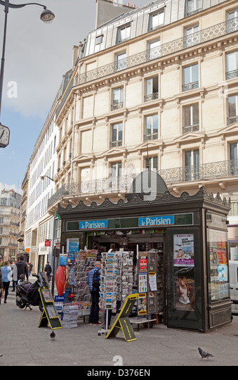 Caf Rue De Riquet Paris