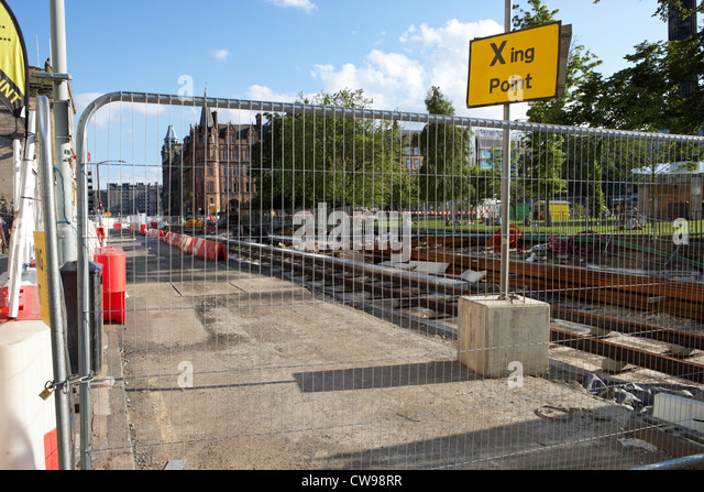 Wighton United Kingdom  city images : ... under construction in st andrews square scotland uk united kingdom