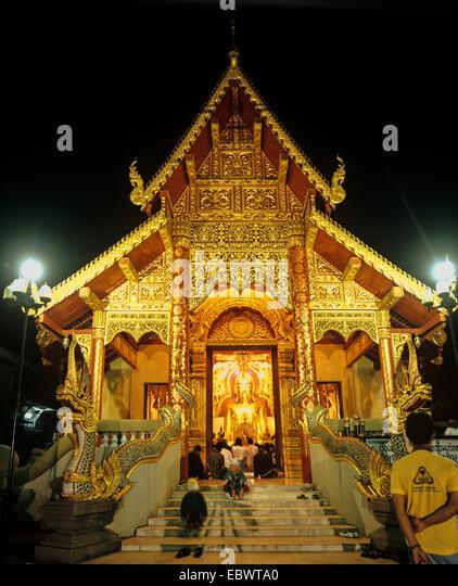 Wat Phra Kaew Chiang Rai Stock Photos & Wat Phra Kaew ...