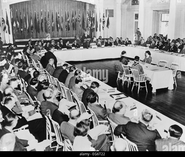 united nations monetary and financial conference of 1944 Learn about the origins of the world bank and the international monetary fund   united nations monetary and financial conference, was held in july 1944.