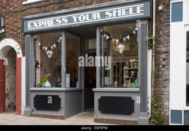 Craft Shop In Bury Manchester