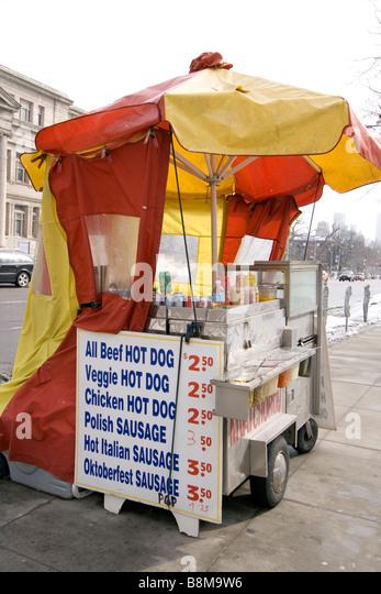 Hot Dog Cafe Norfolk Menu