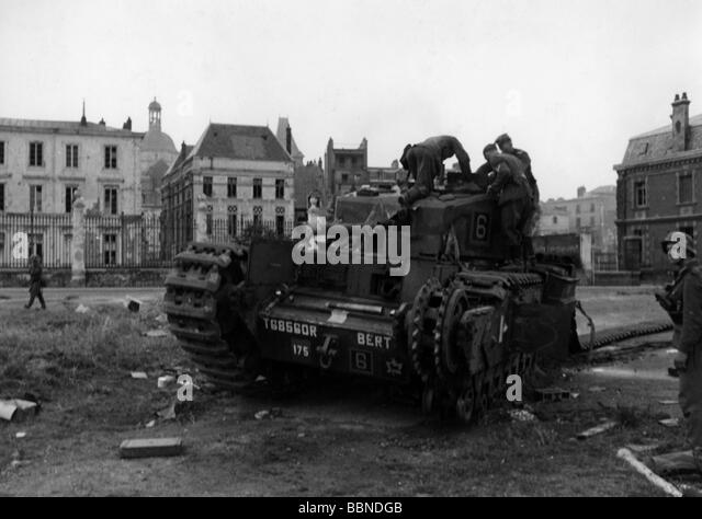 churchill tank stock photos churchill tank stock images alamy. Black Bedroom Furniture Sets. Home Design Ideas