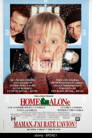 home alone movie poster stock photos amp home alone movie