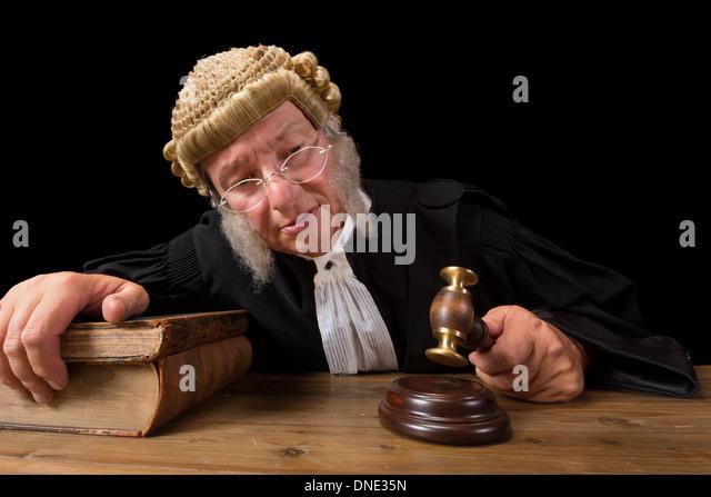 Court Wig 7