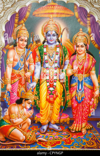 Hindu Gods Stock Photos & Hindu Gods Stock Images - Alamy