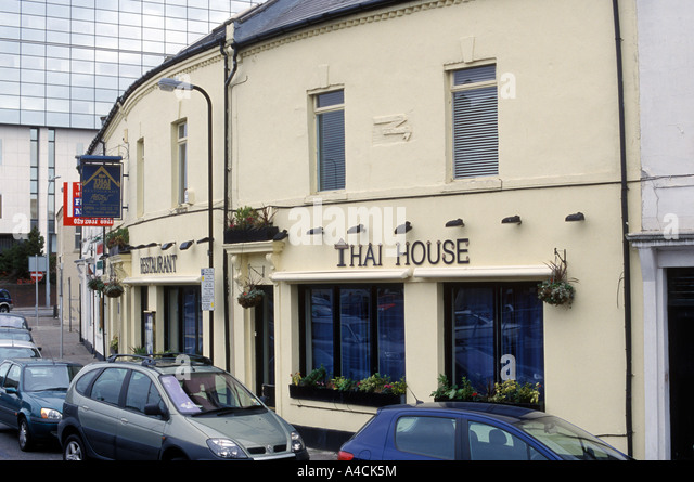 Thai House Restaurant Cardiff