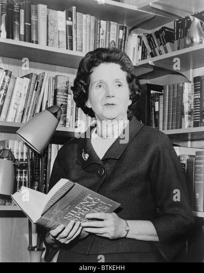 analyzing rachel carsons 1952 book silent spring Rachel carson's publication of silent spring set the rachel carson's book silent spring transformed the from 1936 to 1952 she was a full-time employee.