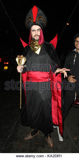 jonathan ross celebrity halloween party in costumes and fancy dress arrivals celebrities - Jimmy Page Halloween Costume