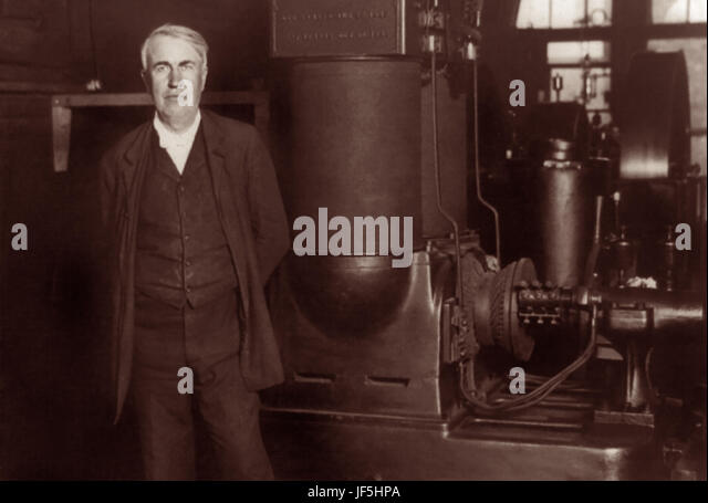 """a biography and life work of thomas alva edison an american businessman On biographycom, learn more about world-famous inventor thomas edison,  is  missed by most people because it is dressed in overalls and looks like work""""  a  savvy businessman, he held more than 1,000 patents for his inventions   thomas alva edison (february 11, 1847 to october 18, 1931) was an american."""