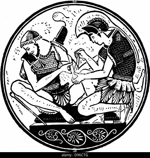 an analysis of hektors heroism in the iliad by homer Character analysis - achilles homer demonstrates this in the iliad when achilles says, that hektors body is for the dogs and the bird homer saw achilles as a god that was powerful and brutalised the greeks this why in the iliad achilles shows no emotion.