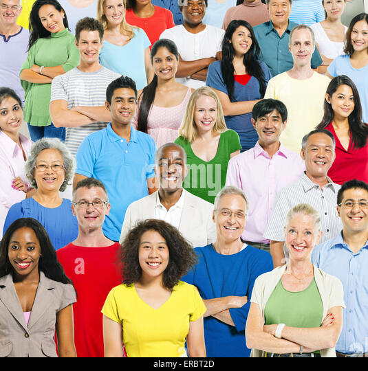 Mixed Race Age Group Diverse Stock Photos & Mixed Race Age ...