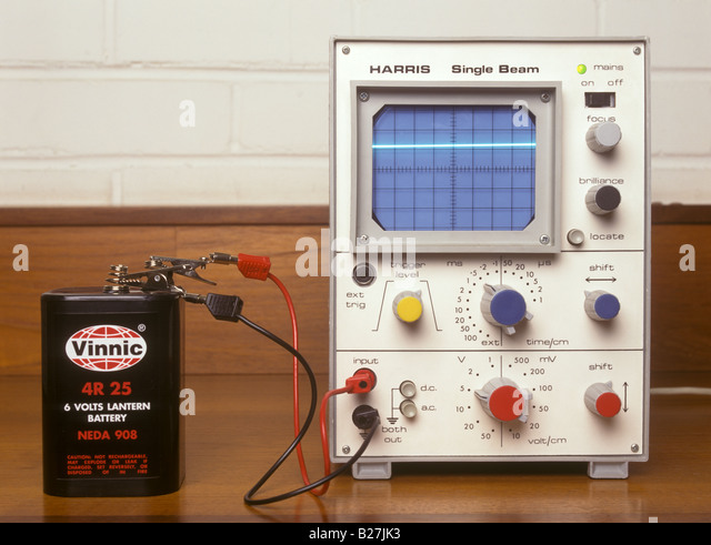 Cathode Ray Oscilloscope : Cathode ray stock photos images alamy