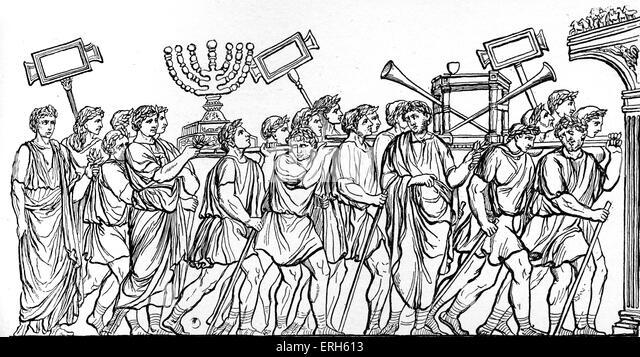 Line Art Jerusalem : Destruction of jerusalem stock photos