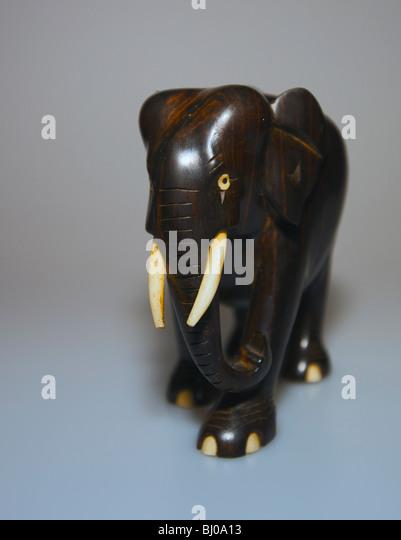 Carved Ivory Elephant Stock Photos Amp Carved Ivory Elephant