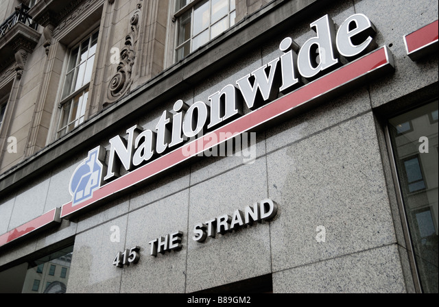 Nationwide Building Society Branches Lincolnshire
