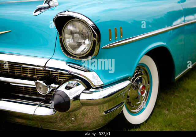Classic Car Show Palm Springs California