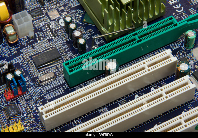 Pci express slot pictures