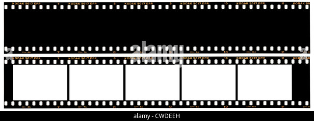 Old Film Strip Template – quantumgaming.co