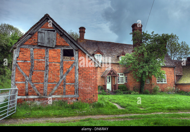 Brick Farmhouse Stock s & Brick Farmhouse Stock Alamy