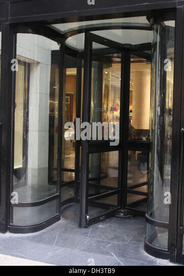 New York New York USA. 30th Oct 2013. A view of & Rotating Doors Stock Photos \u0026 Rotating Doors Stock Images - Alamy