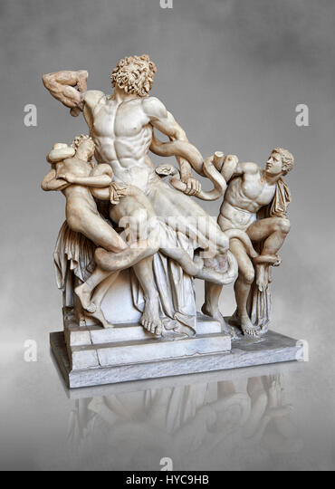 death of laocoon The sublime story of the death of laocoon was a fine subject for epic and lyric as well as tragic poets, and was therefore frequently treated by ancient poets, such.