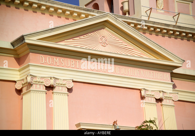 Old Architecture French India Stock Photos Old Architecture