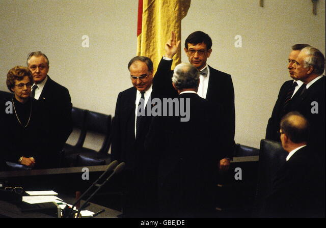 Geography / Travel, Germany, Politics, German Bundestag, Swearing In Of The  15th