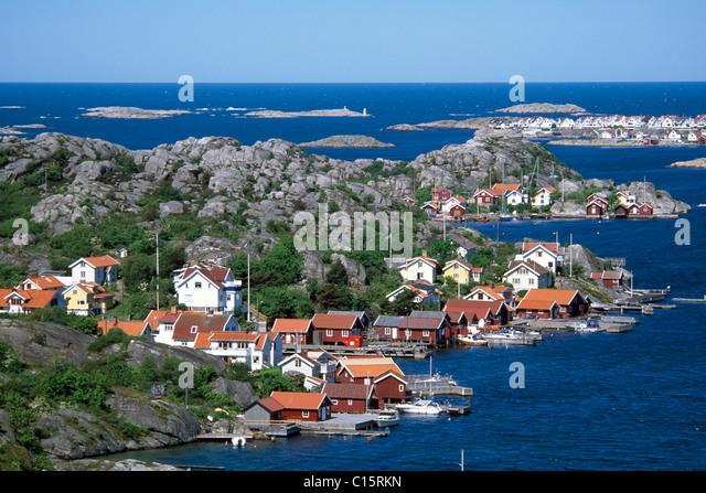 High Coast Sweden Stock Photos & High Coast Sweden Stock ...