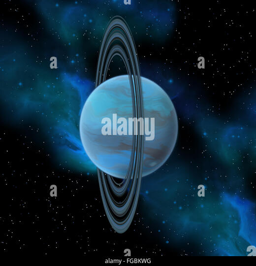 Uranus Stock Photos Amp Uranus Stock Images Alamy