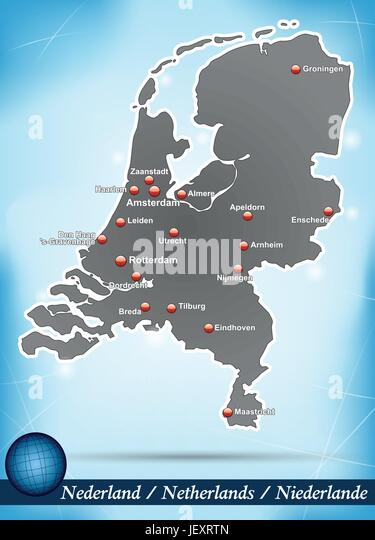Rotterdam Stock Vector Images  Alamy