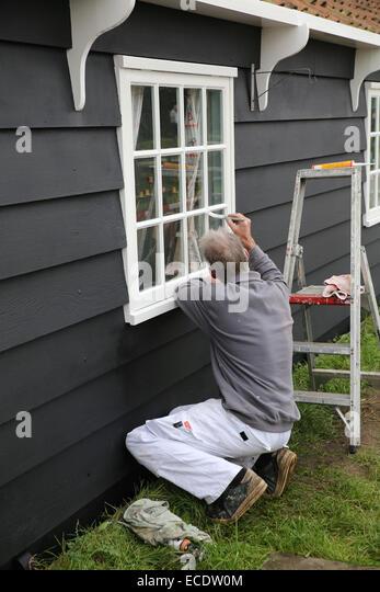 painting house exteriorPainting House Exterior Stock Photos  Painting House Exterior