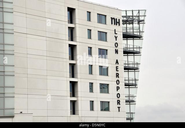Nh Hotel Lyon France Aeroport