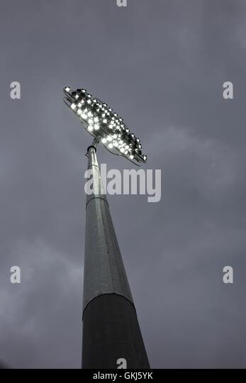 Headingley Cricket Ground Floodlights : Headingley stock photos images alamy
