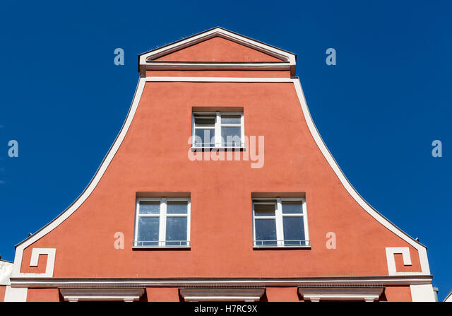 Red Gable End Stock Photos Amp Red Gable End Stock Images