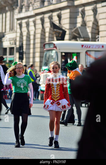 St. Patrick's Day London 2019