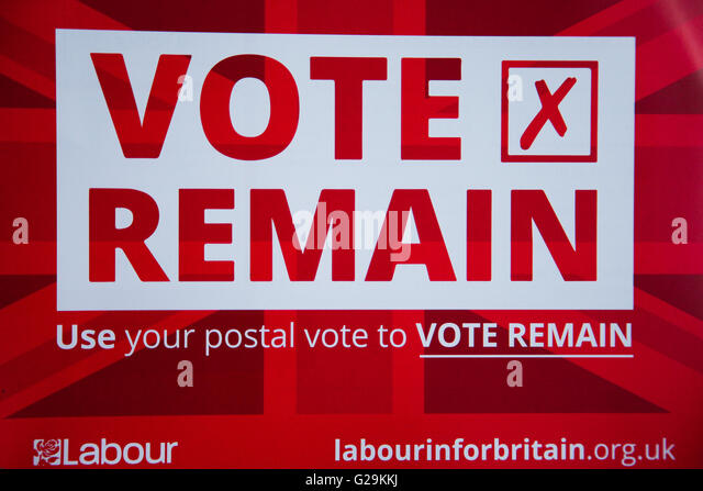 Campaign For Uk Brexit Leaflet Stock Photos & Campaign For Uk ...