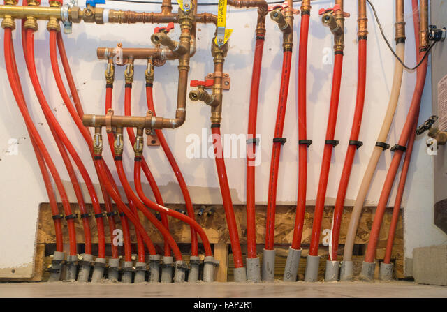 Radiant floor stock photos radiant floor stock images for Most efficient home heating method