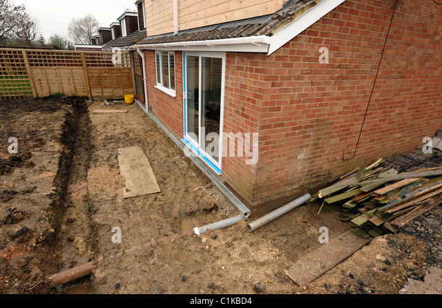 Footings Stock Photos Footings Stock Images Alamy