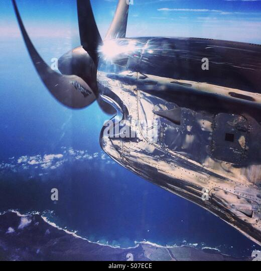 Prop Plane Stock Photos & Prop Plane Stock Images