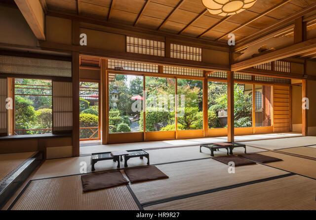 Tea Garden Kyoto Japan Stock Photos Tea Garden Kyoto