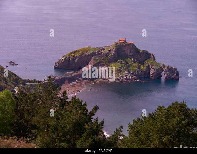 Bakio spain stock photos bakio spain stock images alamy - Billabong bilbao ...