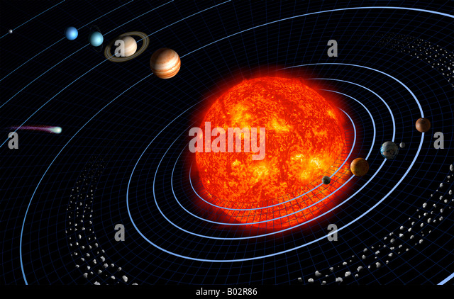 inner solar system asteroid distribution - photo #15