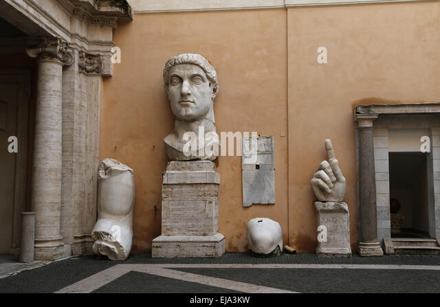 the roman emperor constantine Roman emperors background: roman emperor was the ruler of rome during  eastern roman empire was also called byzantine empire and its last emperor was constantine.