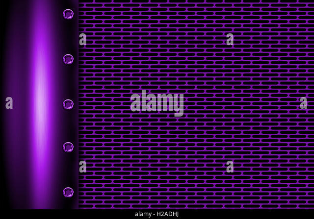 Purple Chrome Aluminum Texture Metal Stock Photos & Purple ...