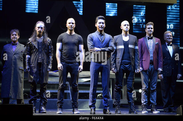 The Illusionists Live From Broadway Touring November