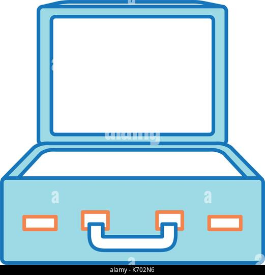 Open Suitcase Travel S...